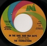 In The Bad, Bad Old Days (Before You Loved Me) - The Foundations