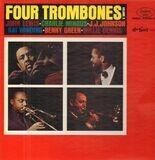 Four Trombones, Volume 2 - The Four Trombones - John Lewis / Charles Mingus / J.J. Johnson / Kai Winding / Bennie Green / Will