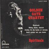 Spirituals - The Golden Gate Quartet