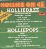 Hollies On 45 - The Hollies