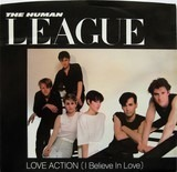 Love Action (I Believe In Love) - The Human League