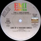 Land Of A Thousand Dances - The J. Geils Band