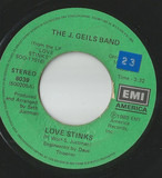 Love Stinks - The J. Geils Band