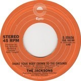 Shake Your Body (Down To The Ground) - The Jacksons
