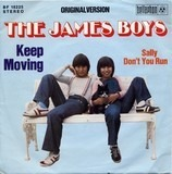 Keep Moving - The James Boys