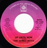 Up Until Now - The James Boys