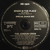 Space Is The Place - The Jonzun Crew