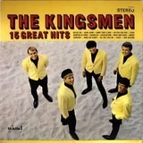 15 Great Hits - The Kingsmen
