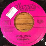 Louie Louie / High On A Hill - The Kingsmen / Scott English