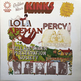 Lola, Percy & The Apemen Come Face To Face With The Village Green Preservation Society... Something - The Kinks
