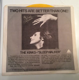 Sleepwalker / All The Kids On The Street - The Kinks / The Hollywood Stars