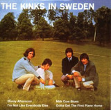 The Kinks In Sweden - The Kinks