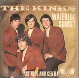 Waterloo Sunset / Act Nice And Gentle - The Kinks
