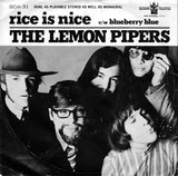 Rice Is Nice / Blueberry Blue - The Lemon Pipers
