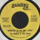Dedicated To The One I Love - The Mamas & The Papas