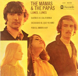 Monday, Monday = Lunes, Lunes - The Mamas & The Papas