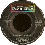 Monday, Monday / Got A Feelin' - The Mamas & The Papas