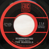 Summertime / Heartaches - The Marcels