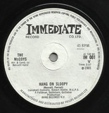 Hang On Sloopy / I Can't Explain It - The McCoys