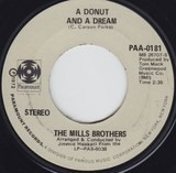 A Donut And A Dream - The Mills Brothers