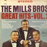 Great Hits - Vol. 2 - The Mills Brothers