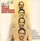 The Best Of The Mills Brothers - The Mills Brothers
