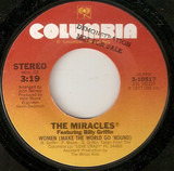 Women (Make The World Go 'Round) - The Miracles Featuring Billy Griffin