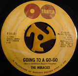 Going To A Go-Go / Choosey Beggar - The Miracles