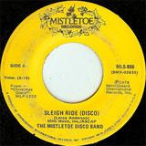 The Mistletoe Disco Band