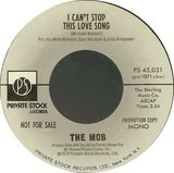 I Can't Stop This Love Song - The Mob
