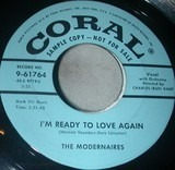 I'm Ready To Love Again / Noah - The Modernaires
