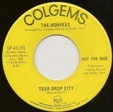 Tear Drop City / A Man Without A Dream - The Monkees