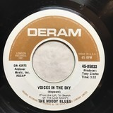 Ride My See-Saw / Voices In The Sky - The Moody Blues