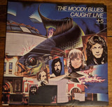 Caught Live +5 - The Moody Blues