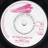 The Story In Your Eyes / My Song - The Moody Blues