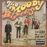 Voices In The Sky / Dr. Livingstone I Presume - The Moody Blues