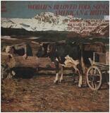 World's Beloved Folk Songs - American & British - The Mormon Tabernacle Choir / Eugene Ormandy / a.o.