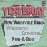 Winchester Cathedral / Peek - A - Boo - The New Vaudeville Band