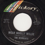 Run, Baby Run (Back Into My Arms) / Mean Woolly Willy - The Newbeats