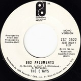 992 Arguments - The O'Jays
