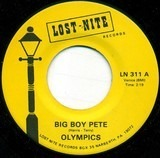 Big Boy Pete / Mine Exclusively - The Olympics