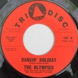 Dancin' Holiday - The Olympics