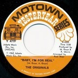 Baby, I'm For Real / The Bells - The Originals