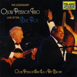 The Legendary Oscar Peterson Trio Live at the Blue Note - The Oscar Peterson Trio , Oscar Peterson , Herb Ellis & Ray Brown