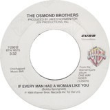 If Every Man Had A Woman Like You - The Osmonds