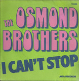 I Can't Stop - The Osmonds