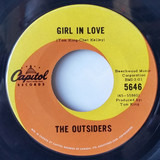 Girl In Love / Time Won't Let Me - The Outsiders