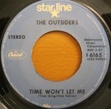 Time Won't Let Me / Girl In Love - The Outsiders