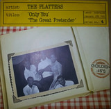 Only You / The Great Pretender - The Platters