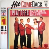 Smoke Gets In Your Eyes / Only You - The Platters